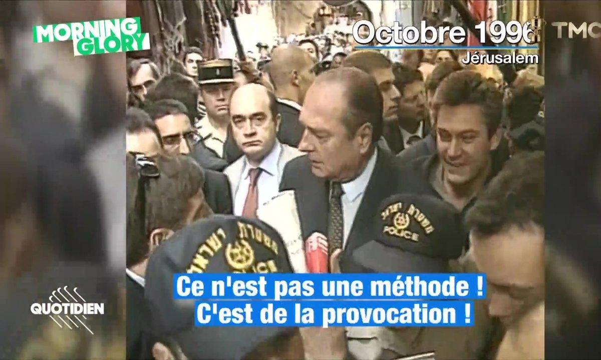 Morning Glory spécial jacques Chirac