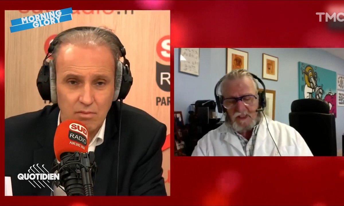 Morning Glory : Sud Radio aime-t-elle se faire insulter par Didier Raoult ?
