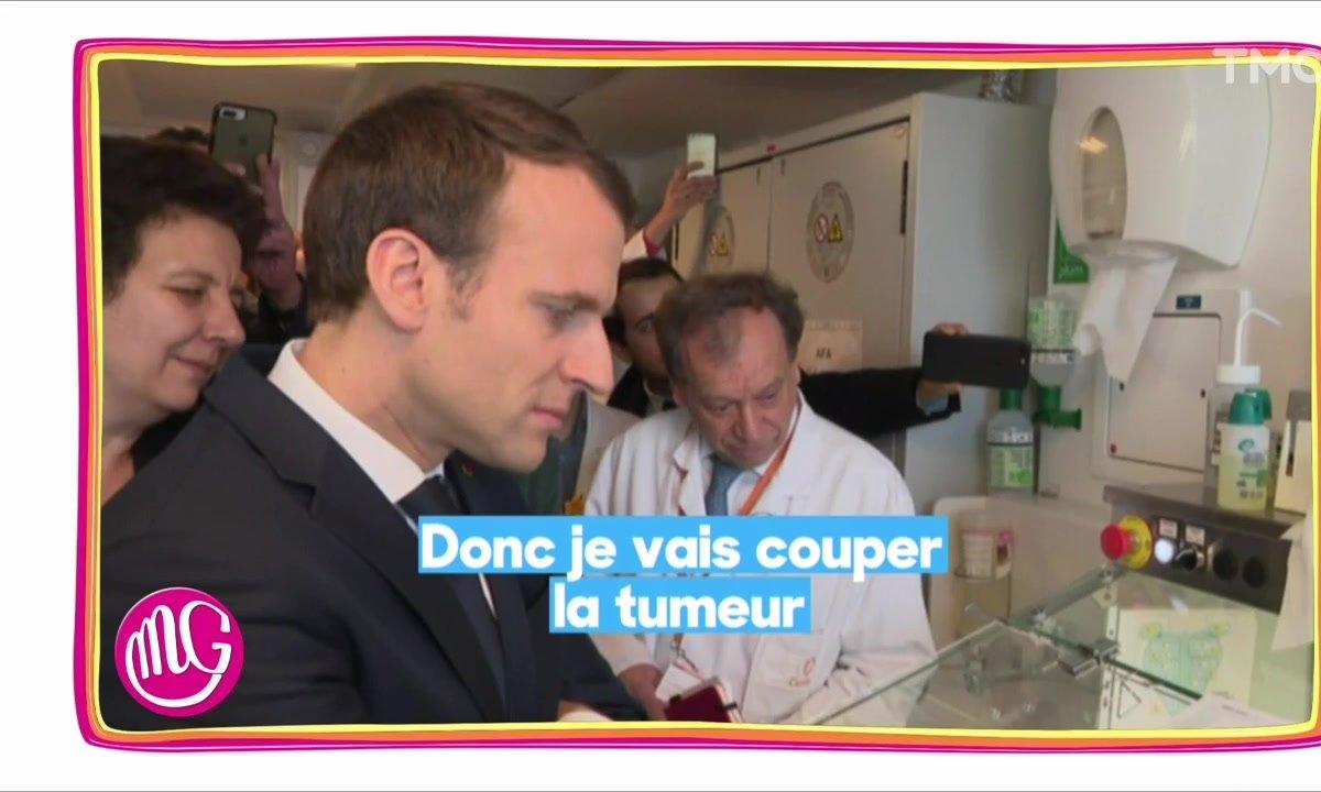 Morning Glory : la tumeur matinale d'Emmanuel Macron