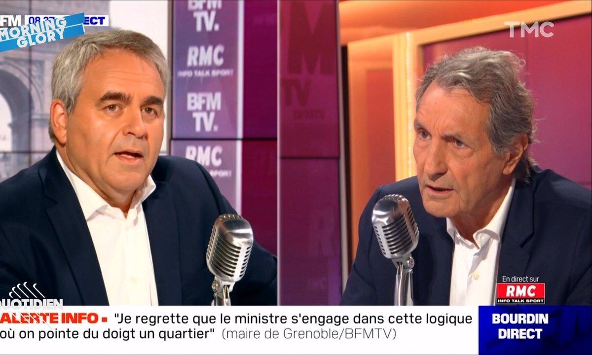 Morning Glory : Xavier Bertrand, l'homme le plus exaspéré de France