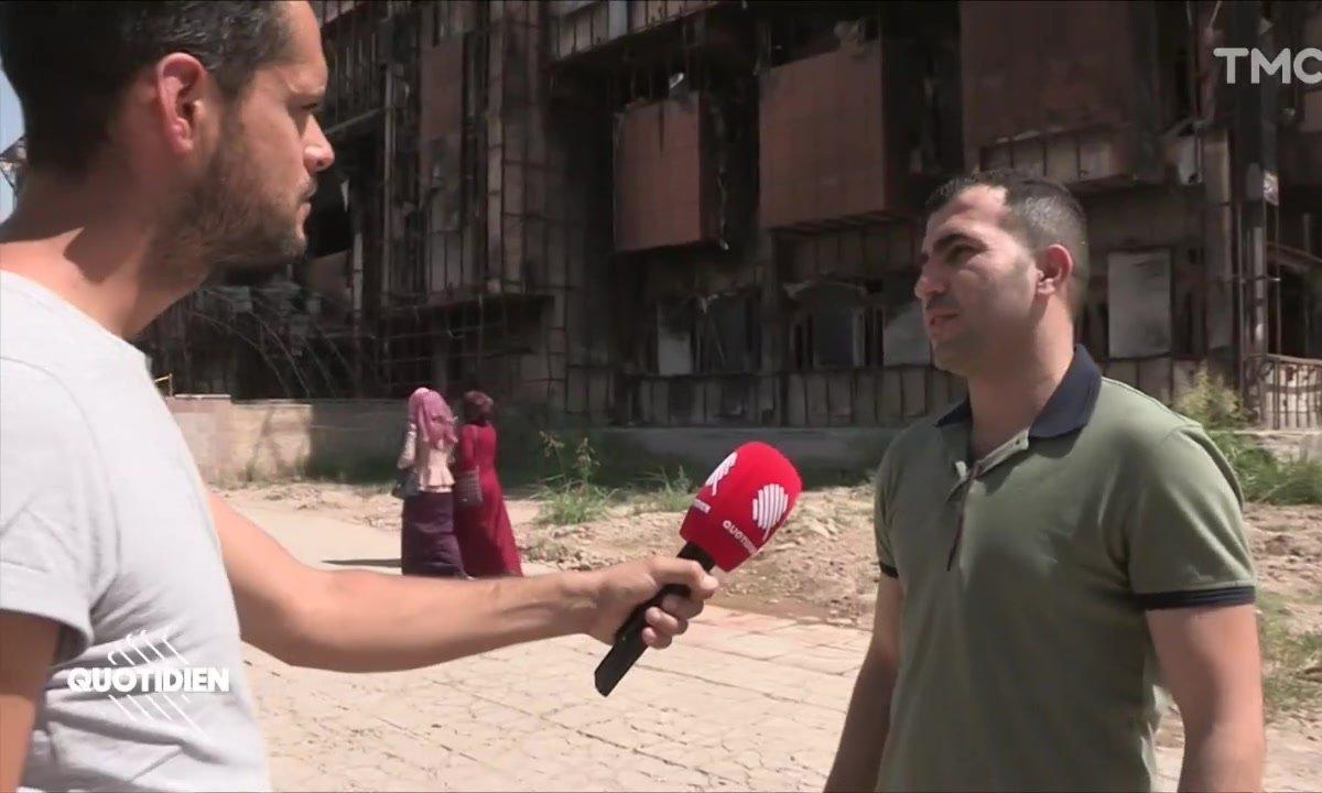 Mossoul : comment vivre après Daech ? (Partie 2)