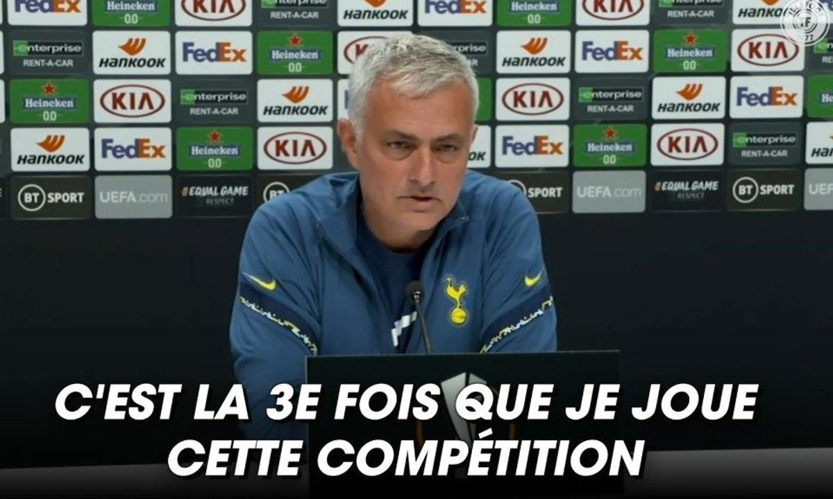 VIDEO - La nouvelle masterclass de Mourinho en conférence de presse