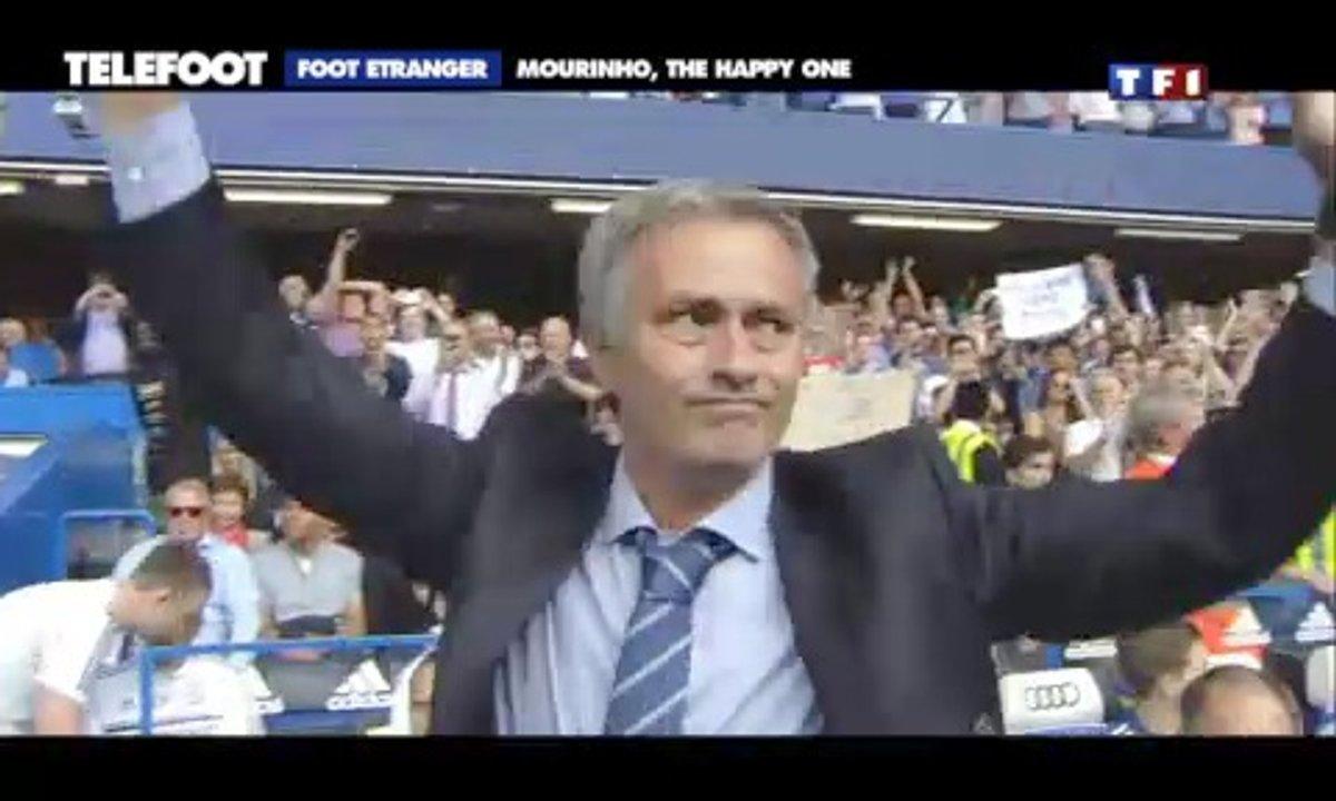 Chelsea : Mourinho est de retour