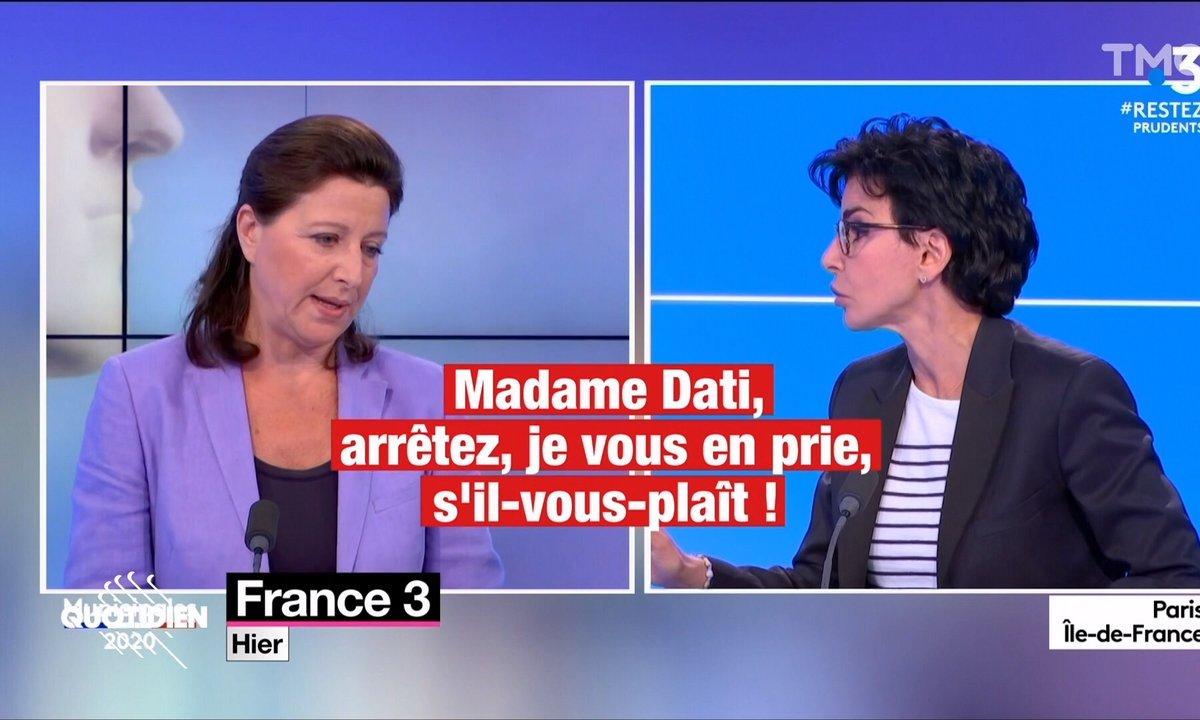 Municipales à Paris : Rachida Dati et Agnès Buzyn se disputent l'héritage de Simone Veil