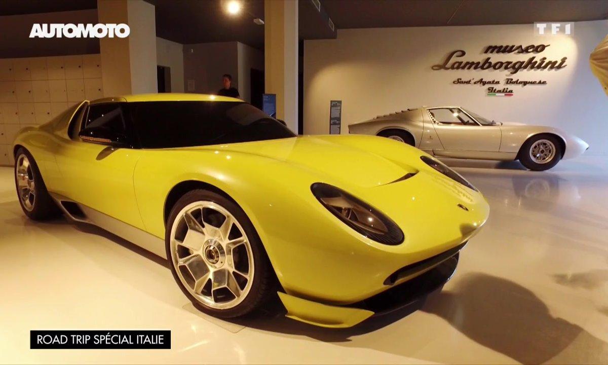 Road Trip spécial Italie : A la découverte du Musée Lamborghini