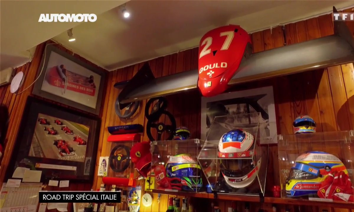 Road Trip spécial Italie : Ristorante Montana, le musée-restaurant de Ferrari