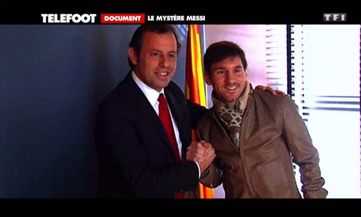 Document : le mystère Lionel Messi !
