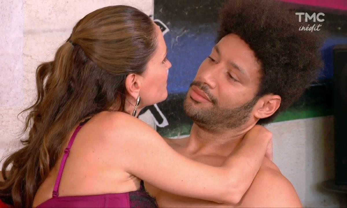 Antoine, alias Tony, fait une déclaration d'amour à Ingrid