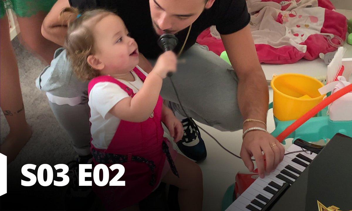 Jazz et Laurent, la famille s'agrandit - Episode 2