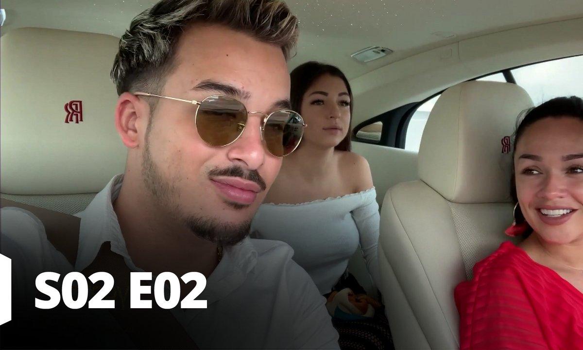 Jazz et Laurent, un noël de rêve à Dubaï - Episode 2
