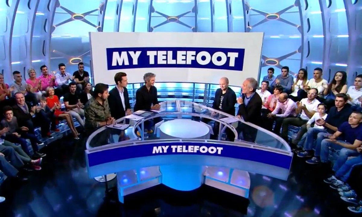 MyTELEFOOT : Emission en replay vidéo du dimanche 12 octobre 2014
