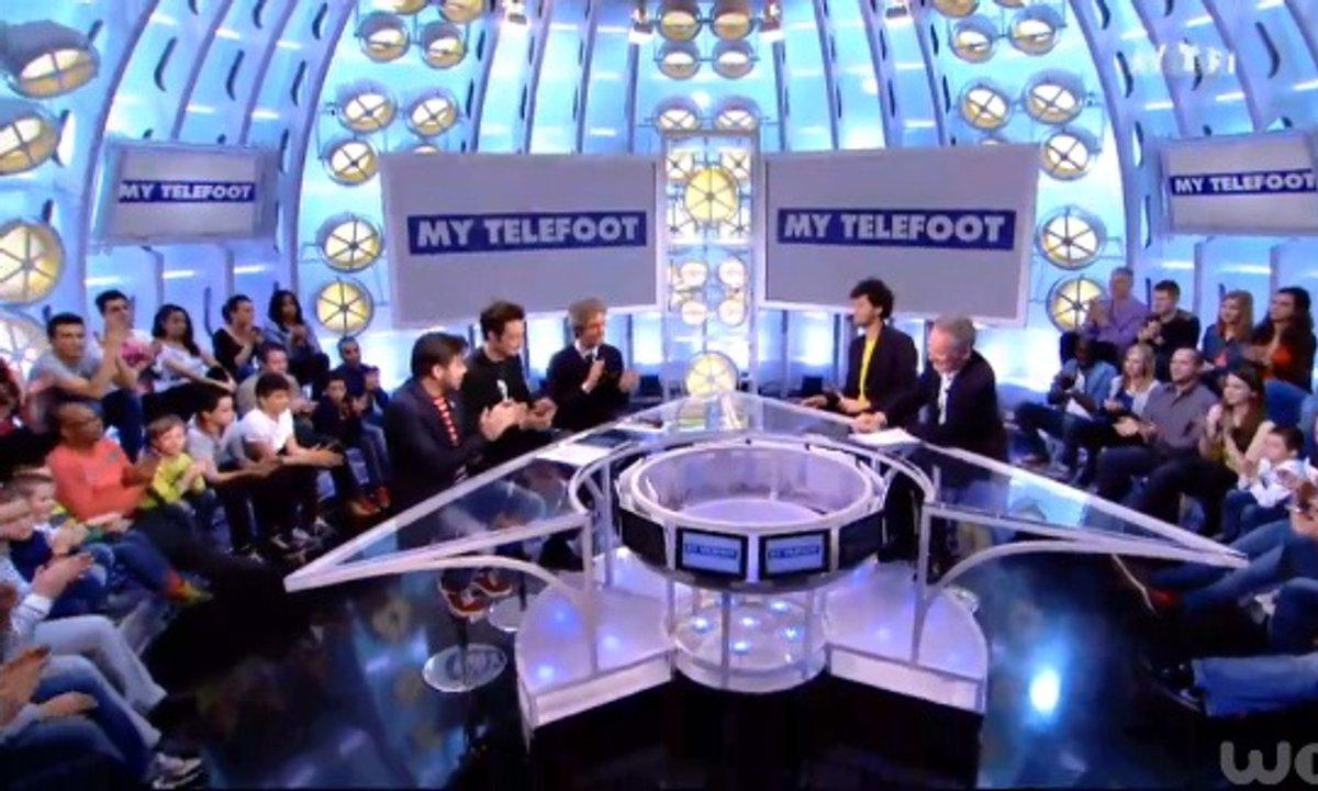 MyTELEFOOT : Emission en replay vidéo du dimanche 2 mars 2014