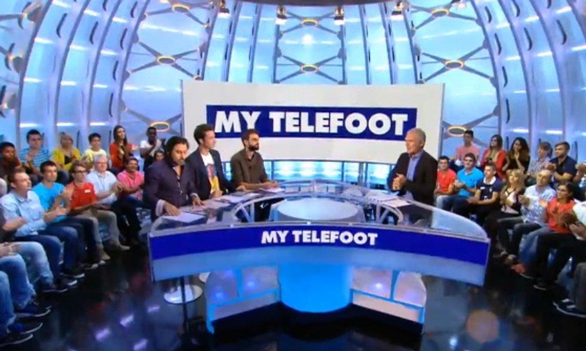 MyTELEFOOT : Emission en replay vidéo du dimanche 28 septembre 2014