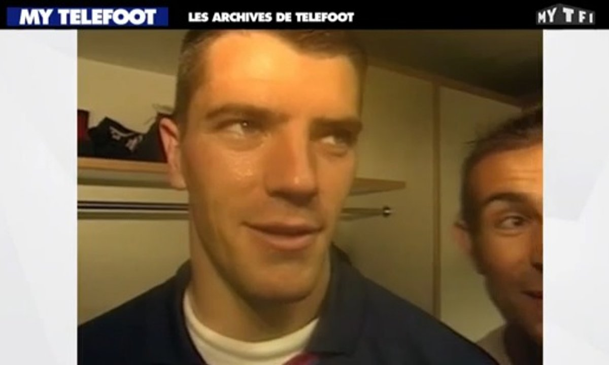 Les archives de Téléfoot : l'OL sacré champion de France en 2002