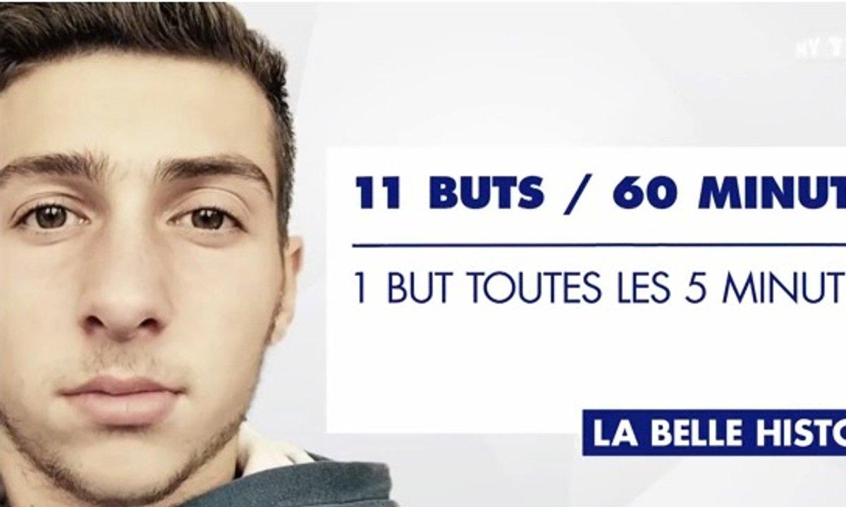 MyTELEFOOT - La belle histoire : il marque 11 buts dans un match !