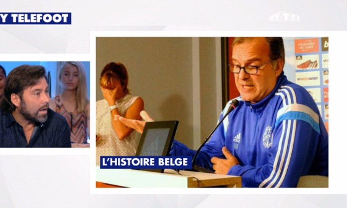 MyTELEFOOT - L'Histoire Belge : la crise à l'OM