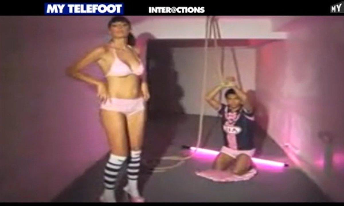 MyTELEFOOT - Interactions : Trémoulinas kidnappé par une ravissante jeune femme