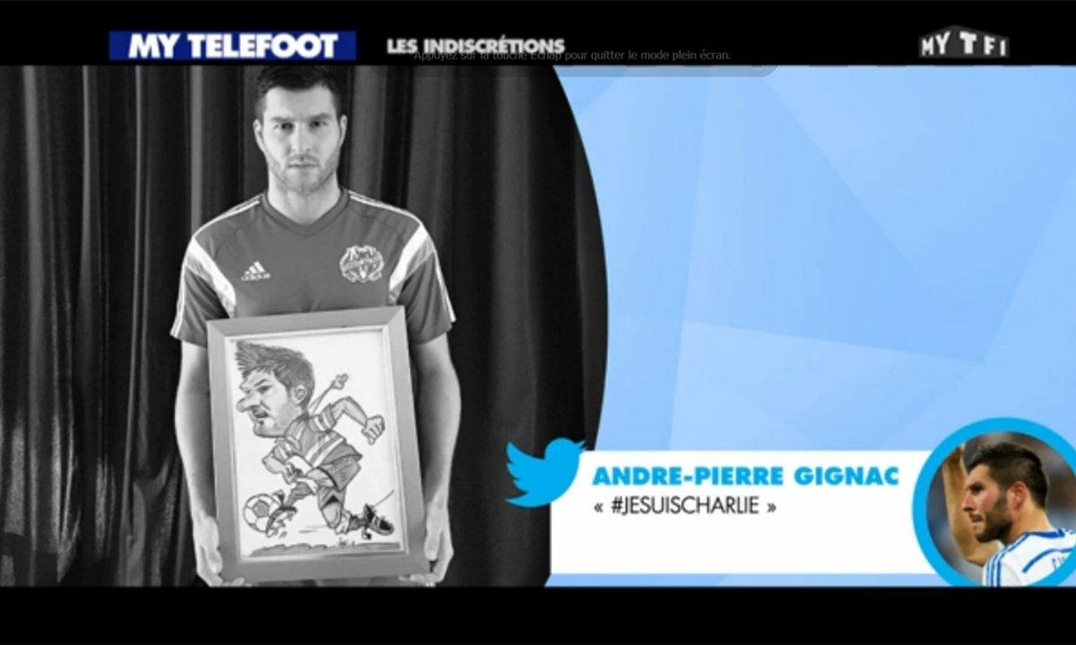 Les joueurs de foot se mobilisent sur Twitter