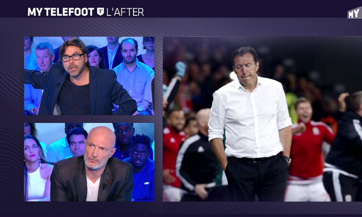 MyTELEFOOT L'After - La minute belge : coup de gueule sur les Diables Rouges