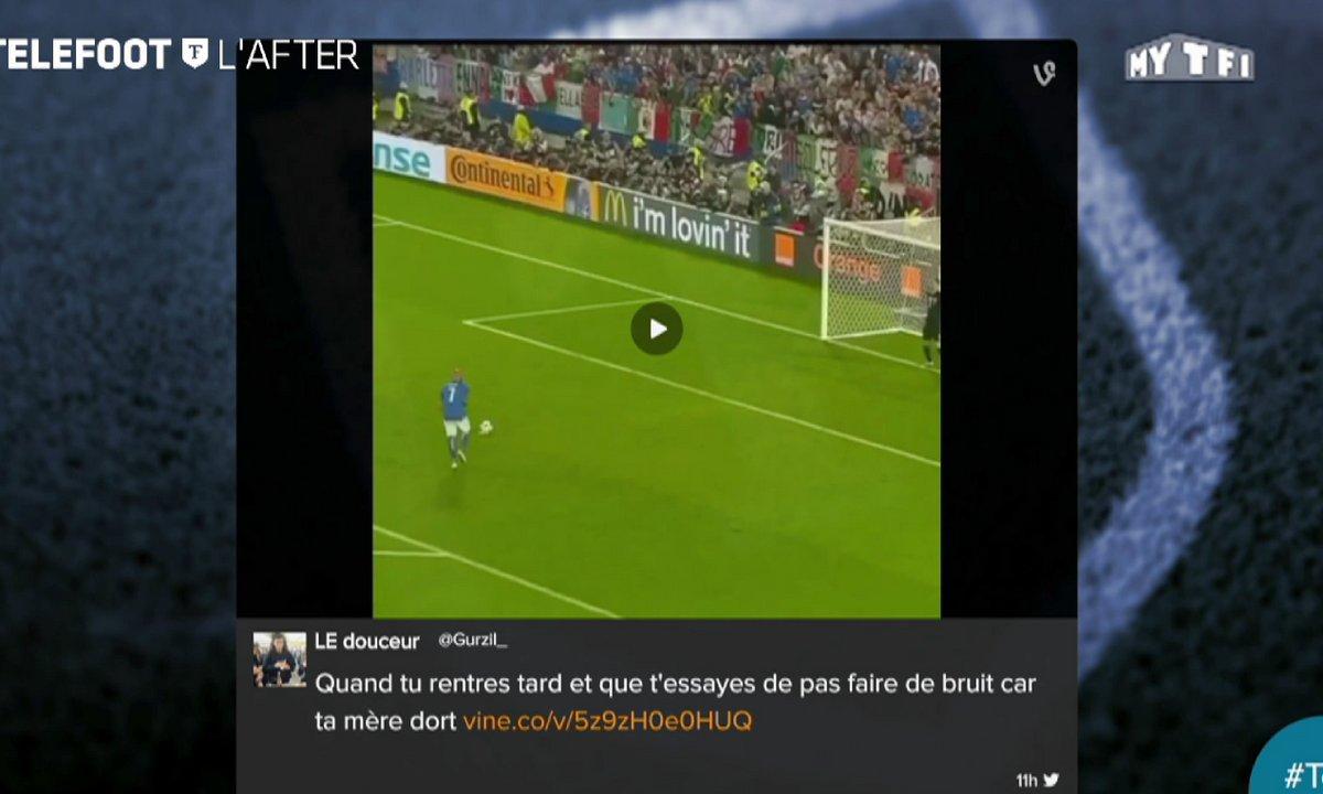 MyTELEFOOT L'After - Les tweets spécial Allemagne-Italie