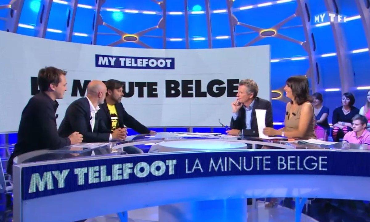 MyTELEFOOT - La Minute Belge de Stéphane Pauwels du 15 juin 2014