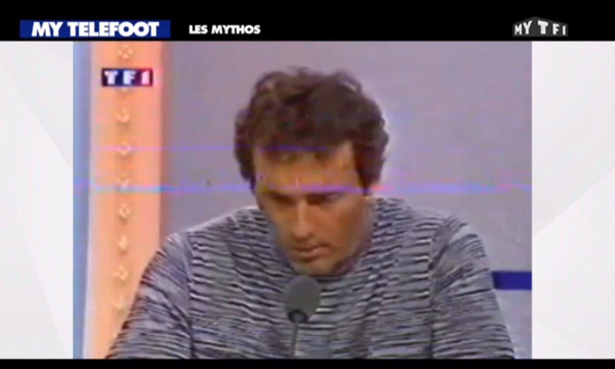 MyTELEFOOT - Les Mythos parodient Laurent Blanc et Didier Deschamps