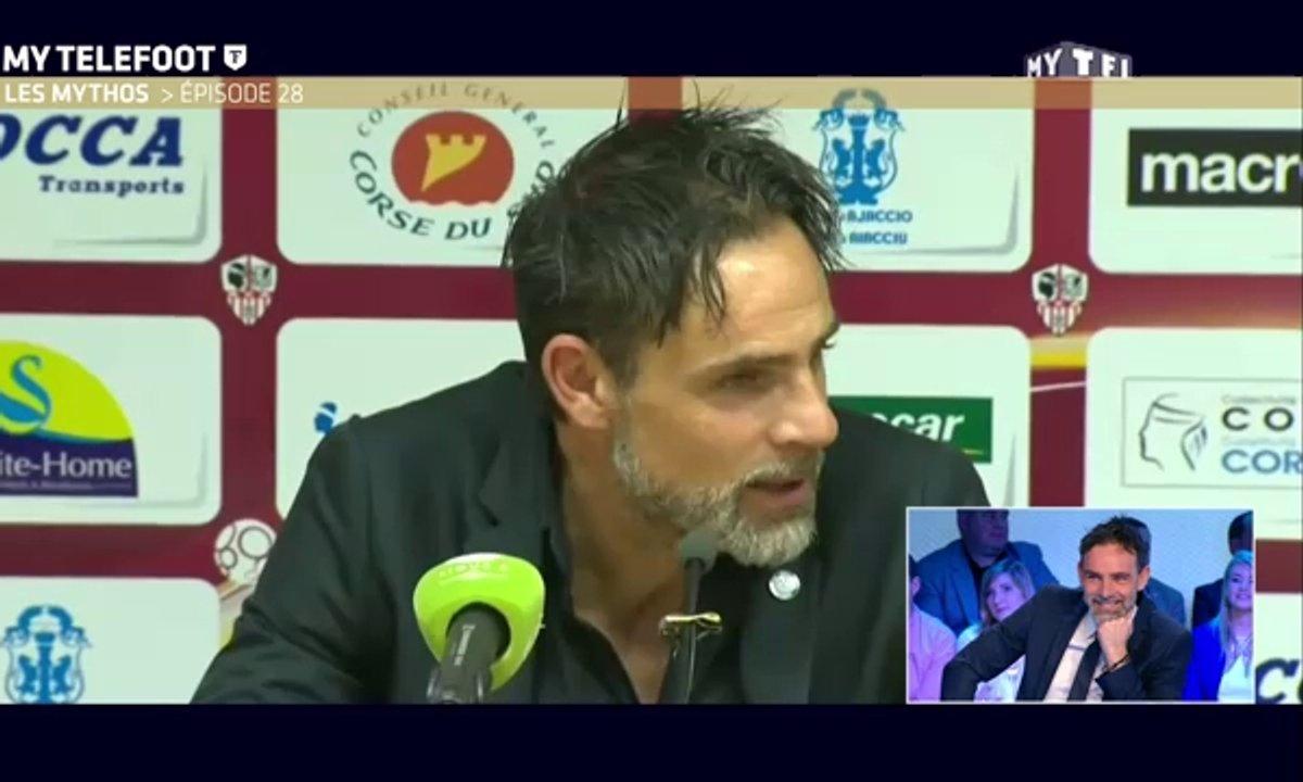 MyTELEFOOT - Les Mythos parodient Marco Simone, Zlatan Ibrahimovic et Laurent Blanc