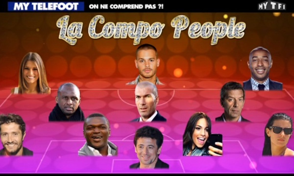 """MyTELEFOOT - """"On ne comprend pas"""" spécial Brésil et People"""