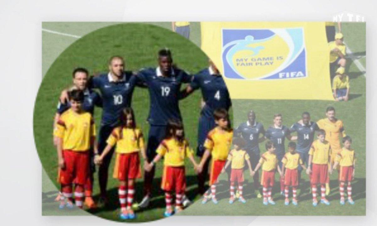 MyTELEFOOT : Tony Saint Laurent découpe... est resté au Brésil !
