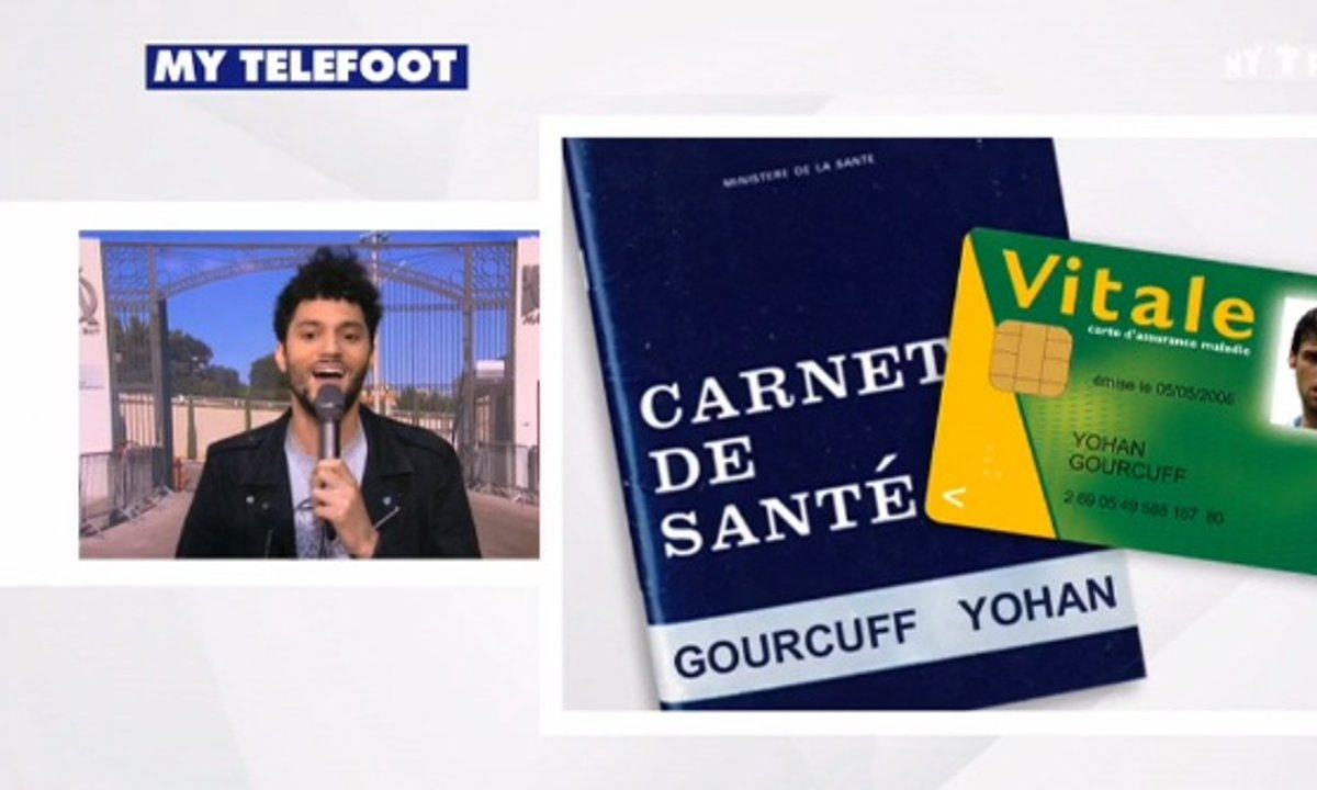MyTELEFOOT : Le presque duplex de Tony Saint Laurent... du 7 septembre 2014