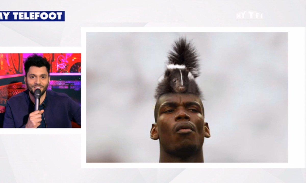 MyTELEFOOT - Tony Saint Laurent découpe Paul Pogba !