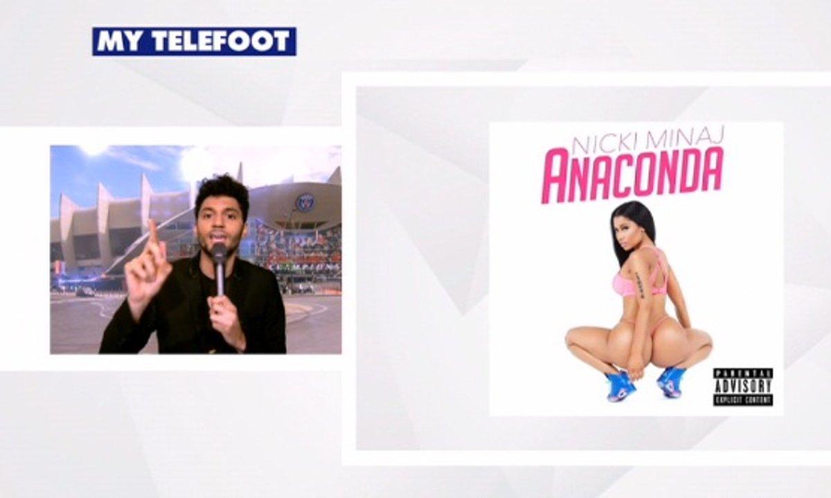 MyTELEFOOT : Tony Saint Laurent découpe... du 31 août 2014