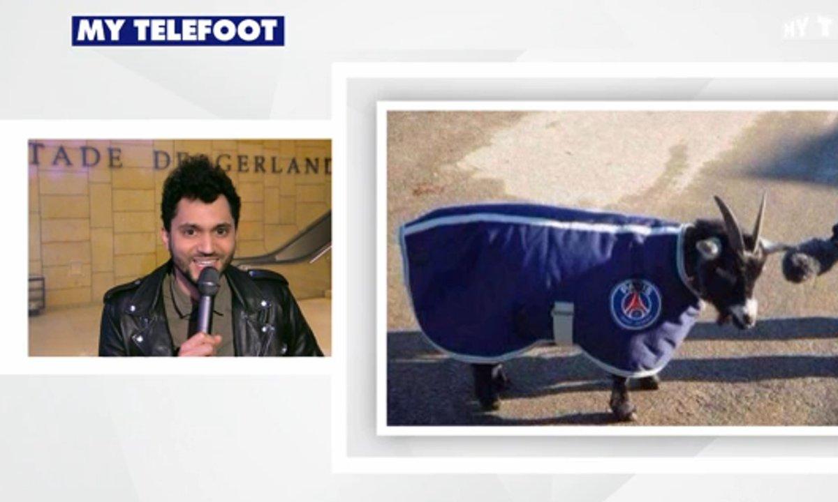 MyTELEFOOT - Tony Saint Laurent en presque duplex du Stade Gerland