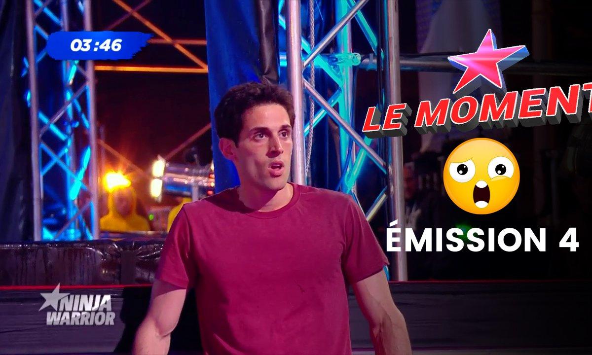 """Jérémy Pasquereau : """"Mr Tout-le-Monde"""" serait-il un super-héros ? - Ninja Warrior"""