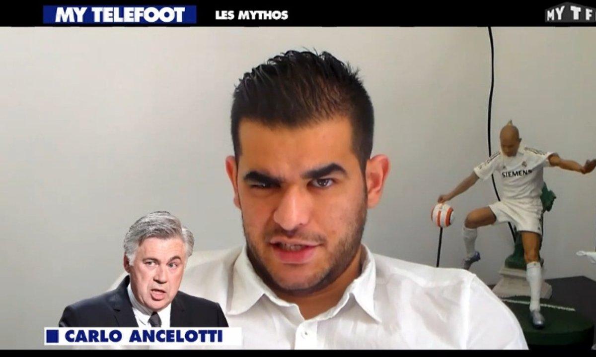 MyTELEFOOT - Les Mythos : Carlo Ancelotti vs Laurent Blanc