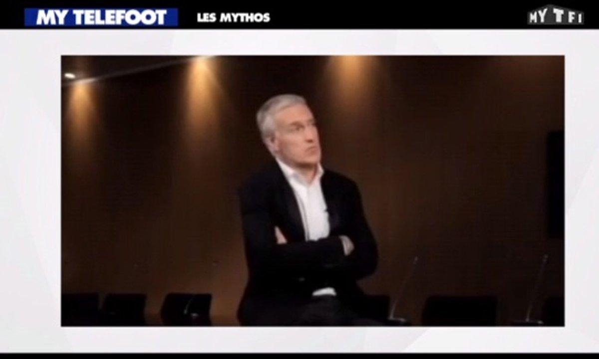 MyTELEFOOT - Les Mythos : Deschamps prolonge, Bielsa sur Doria
