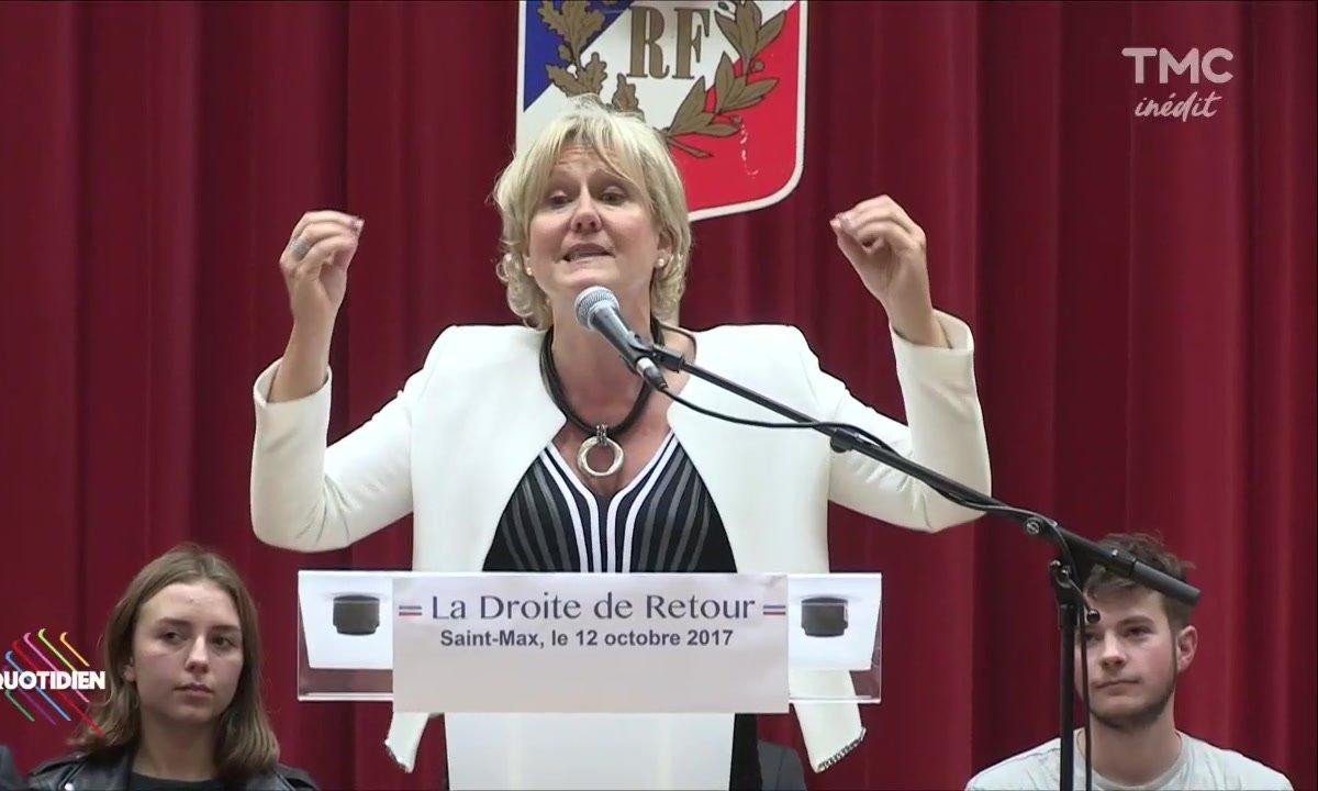 Nadine Morano, le grand retour