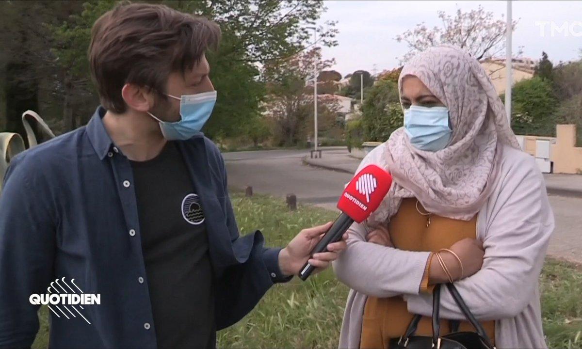 """Naïma Amadou qui a interpellé Macron sur la mixité : """"C'est des choses qui sont sorties du cœur"""""""