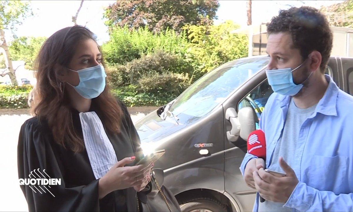 Naïri Zadourian, avocate menacée de mort après la relaxe du rappeur DA Uzi