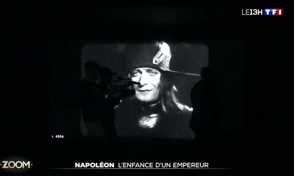Napoléon, l'enfance d'un empereur