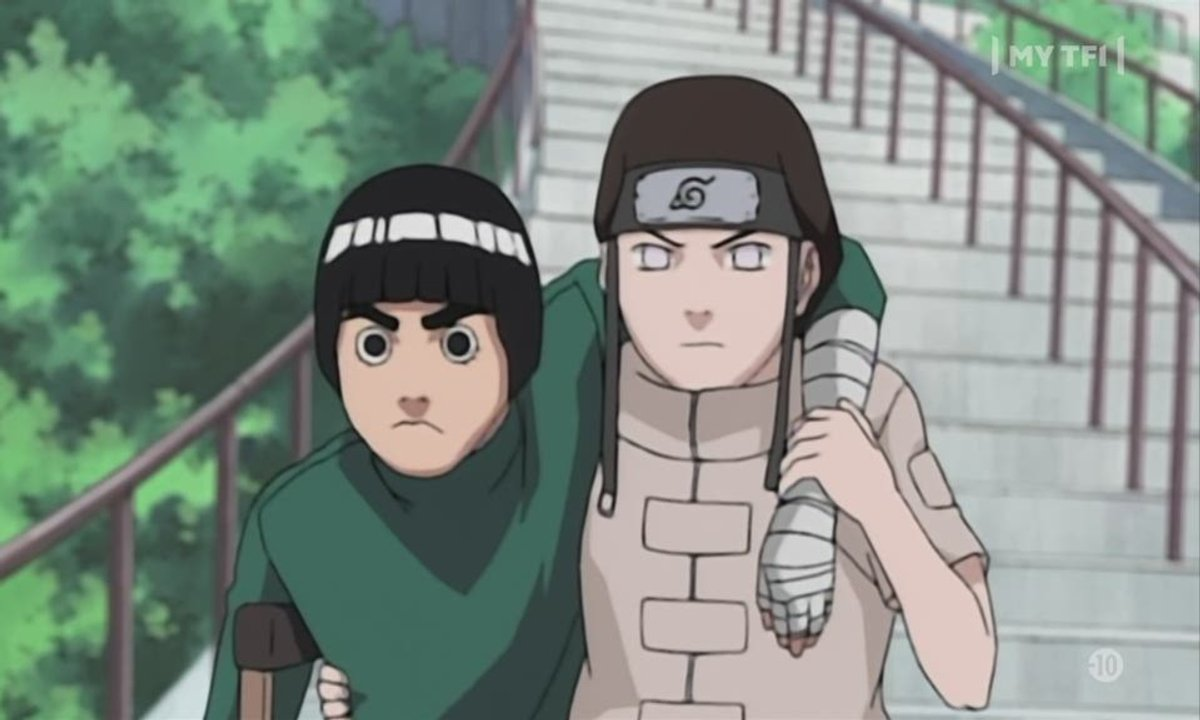 Naruto - Episode 110 - Les Cinq de Konoha + Un