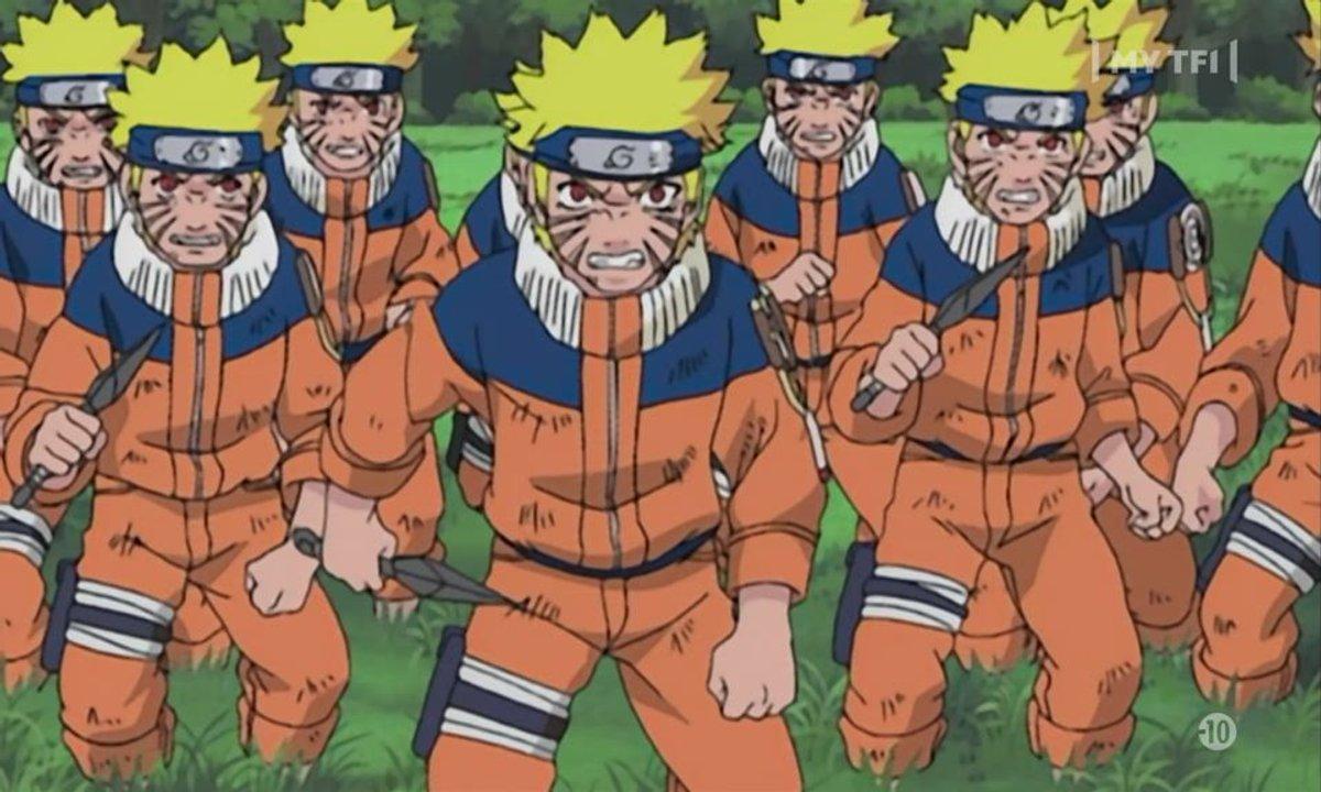 Naruto - Episode 121 - Chacun son combat