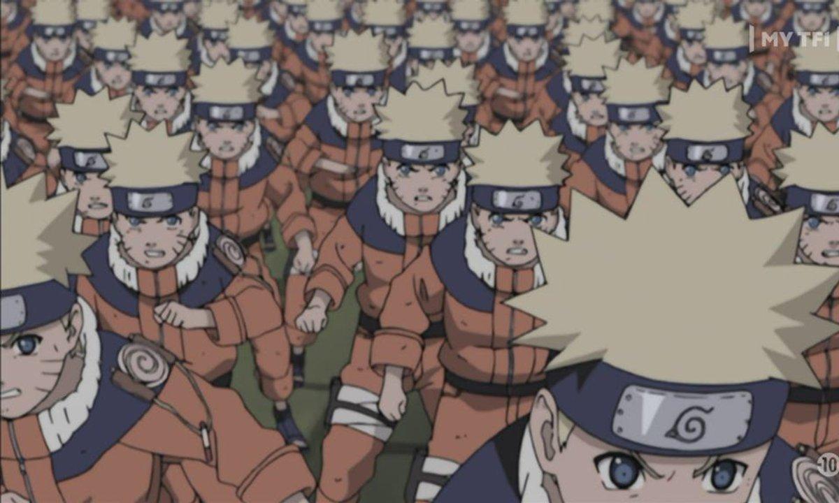 Naruto - Episode 157 - Cours!! C'est le curry de la vie!
