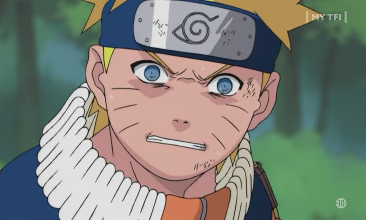 Naruto - Episode 76 - L'Assassin du clair de lune