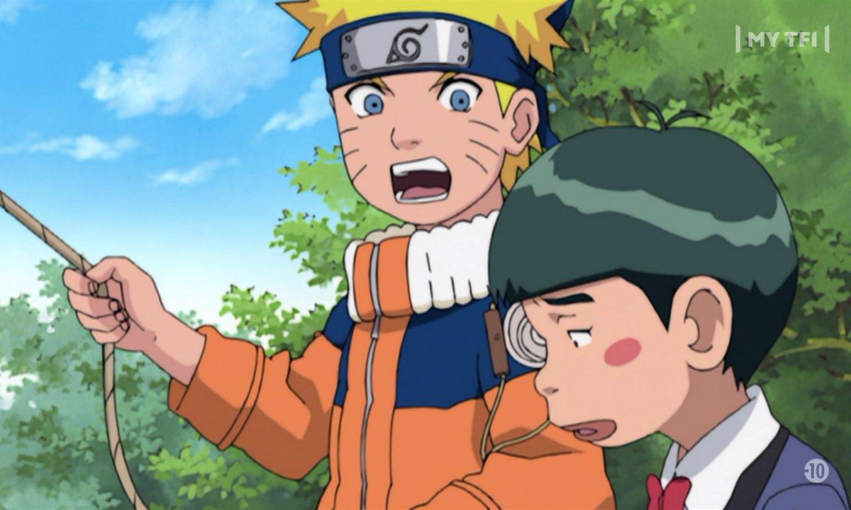Naruto - Episode 174 - Naruto ! Moi aussi, je suis un ninja !