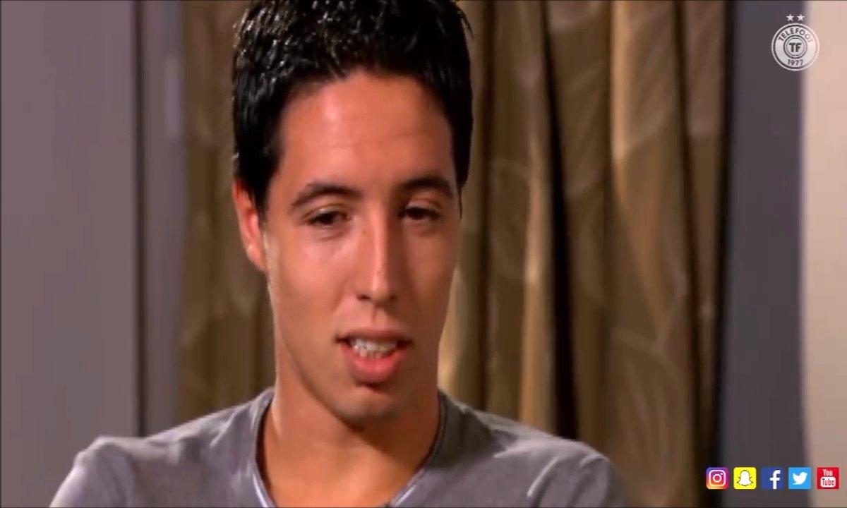"""Nasri : """"J'avais le choix entre Manchester United et Manchester City"""" (2011)"""