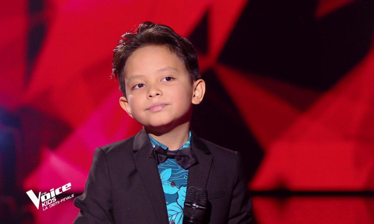 The Voice Kids : Natihei chante « Never enough » de Loren Allred (Team Jenifer)