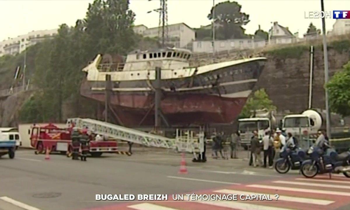Naufrage meurtrier du Bugaled Breizh : la Royal Navy nie toute responsabilité