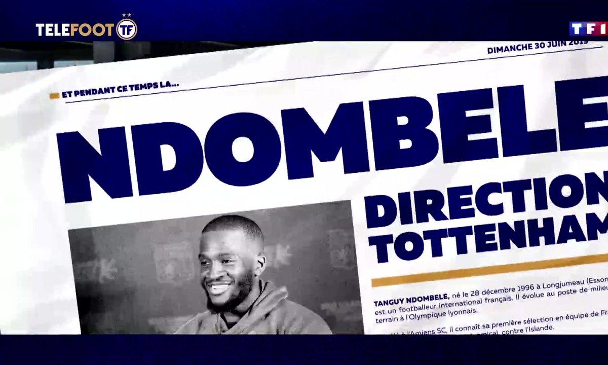Neymar, le feuilleton continue, Ndombele direction Tottenham, Griezmann proche du Barça