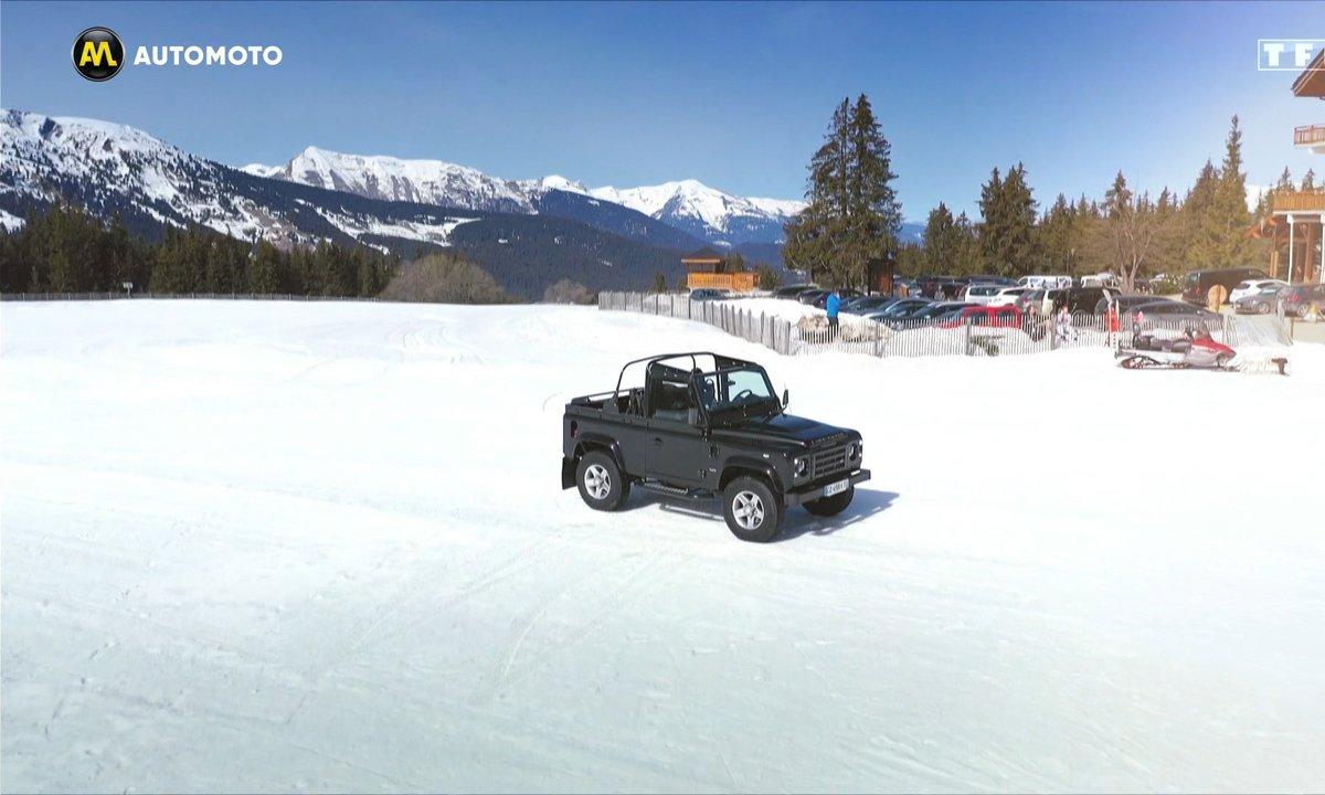 Spéciale montagne - De la Panda 4x4 à la Lamborghini Huracan Evo